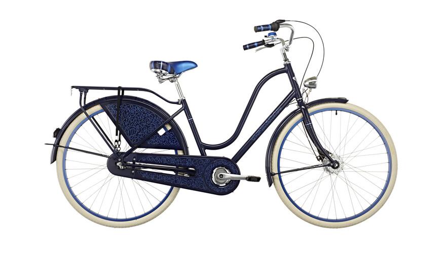 Electra Amsterdam Fashion 3i Naiset cruiser , sininen